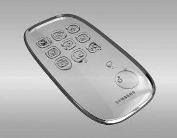 Samsung Aqua | Concept Phone