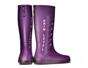 Rain level boots // Stivali da pioggia