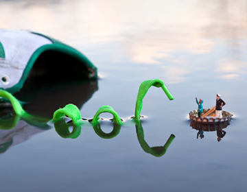 Small People In A Big World