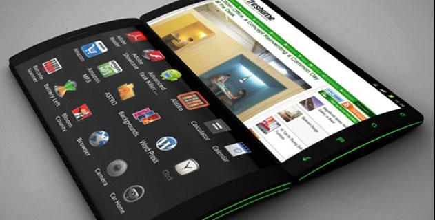 The Flip // Phone Concept
