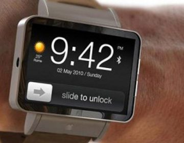 Apple iWatch Concept