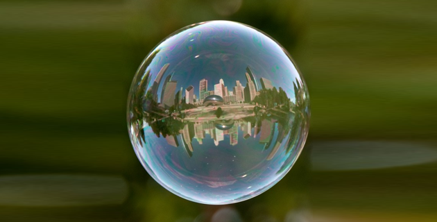 World in a Bubble