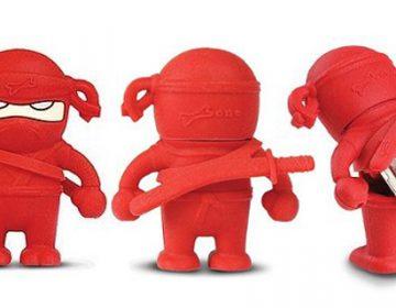 Ninja USB flash drive