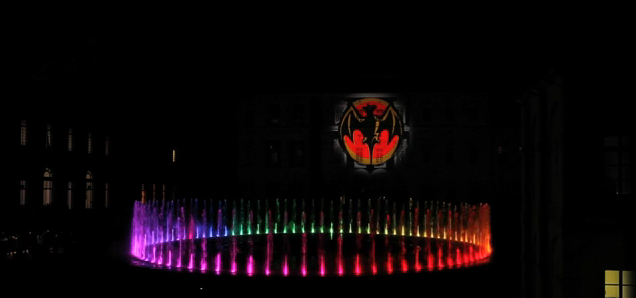 Bacardi Pessione | Architectural 3D projection