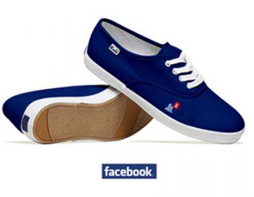 Keds & Social Media // Design Shoes
