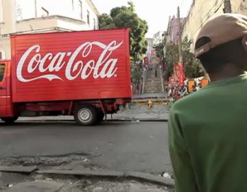 Coca-Cola Happiness Truck, Brazil