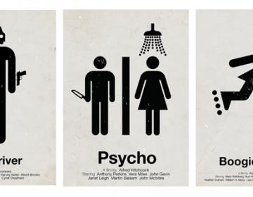 Pictogram Movie Poster
