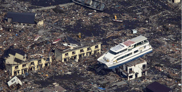 Earthquake and Tsunami in Japan – Part 2