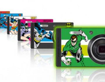 PENTAX DC Super Heroes Collector Pack