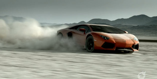 Lamborghini Aventador – official video