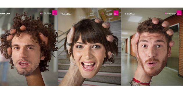 Video Chat | T-Mobile advertising