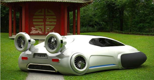 Volkswagen Aqua Hovercraft