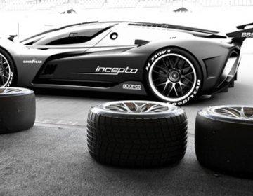 Incepto Gt – Concept Car