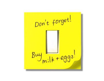 Switch Post-it