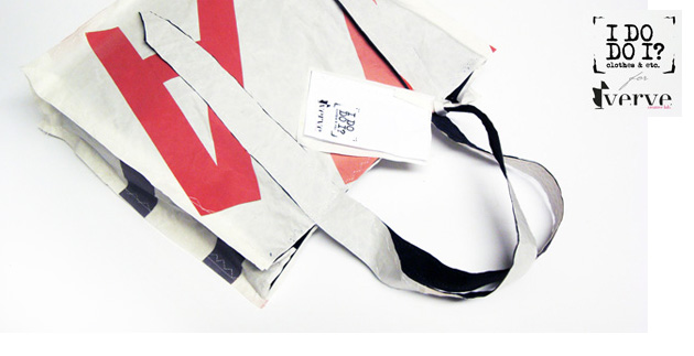 I DO DO I? SAILING BAGS FOR VERVE CREATIVE LAB