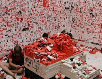 Chaotic Putty Installation at Venice Biennale