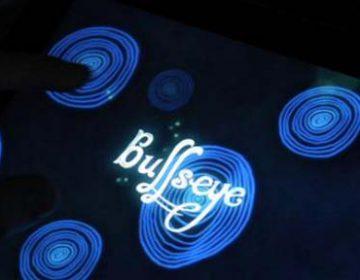 Bullseyes Ipad Interactive | Polyphonic Spree