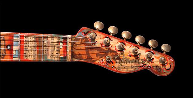 Fender Pop Culture