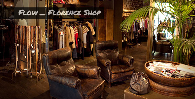 Flow Store – Florence, Italy