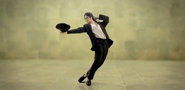 Michael Jackson vs Mr. Bean