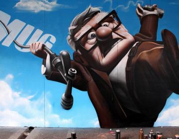 SmugOne Graffiti