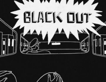 Umbro Advertising – Blackout