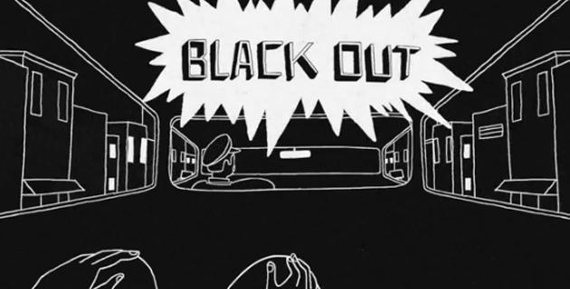 Umbro Advertising – Blackout
