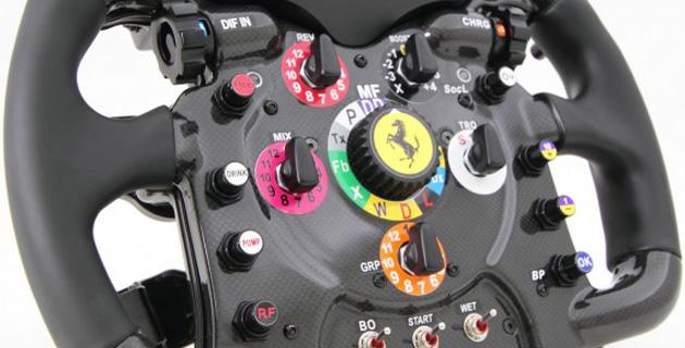 Ferrari Wheel Clone