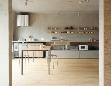 inokuma + karibe | setagaya flat