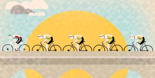 Tour de France Poster Series