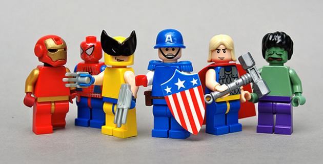 Lego Supeheroes