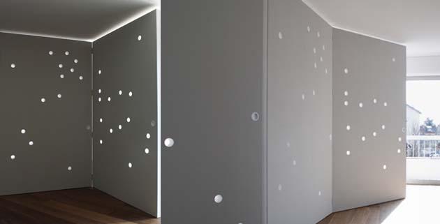 Apartment for a dancer   Cut