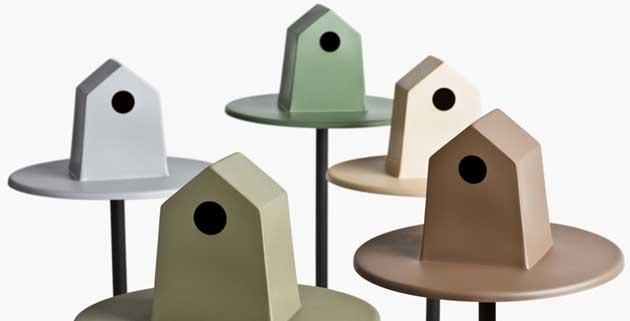 Spot birdhouse | Quentin De Coster