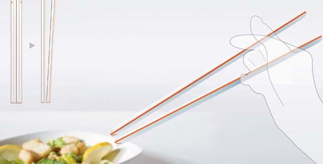 Re-paper Chopstick