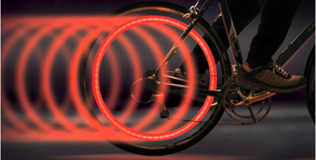 SPOKELIT BICYCLE LIGHT