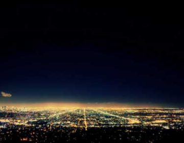LA Light | time-lapse video