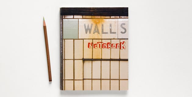 Street Art | The wall Notebook