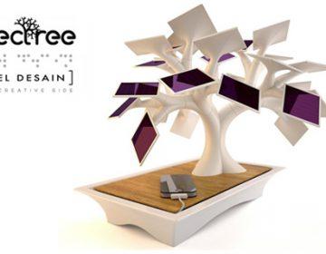 Electree: Solar bonsai