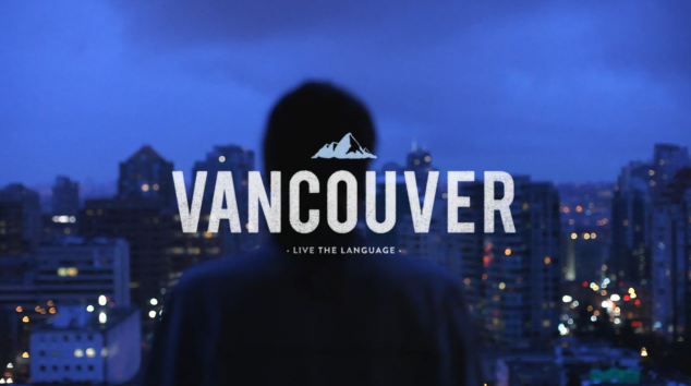 Live The Language | Vancouver