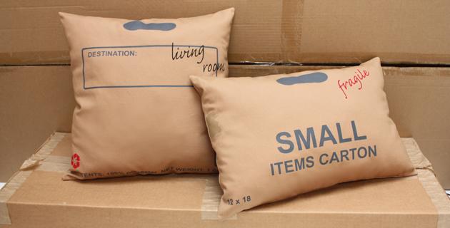 Carton Pillows