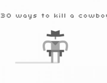 30 ways to kill a cowboy