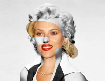 Iconatomy – hollywood Icon Collage art