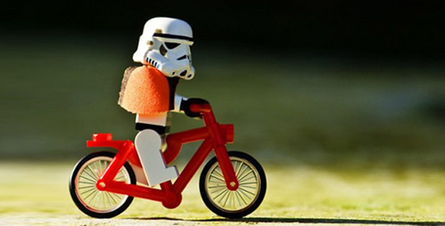 Reality Meets Lego Star Wars