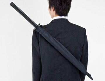 samurai umbrella