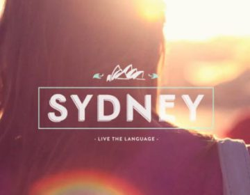 Live The Language II | Sydney
