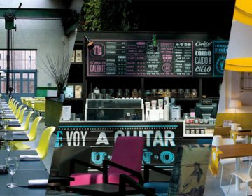 10 most creative coffee shops