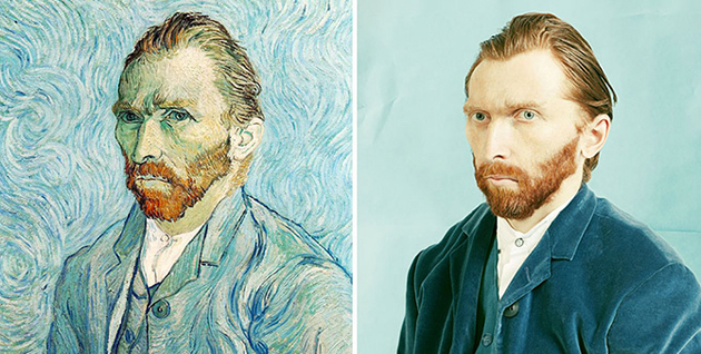 Remake | Classic Works of Art Re-Imagined