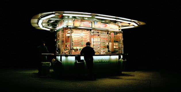 Eiterquellen | Diners Fast-food
