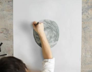 Spiral Illustrations for Faber Castell
