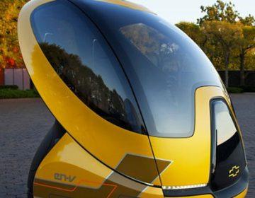 Zero-Emission Eco Car
